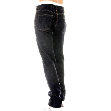 Sugar Cane Mens 12 Ounce One Wash Japanese Selvedge Denim Jeans
