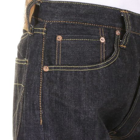 Sugar Cane Vintage Cut Japanese Selvedge Raw Denim Union Star Jeans