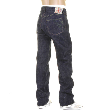 Sugar Cane Okinawa Raw Non Wash Vintage Cut Selvedge Denim Jeans