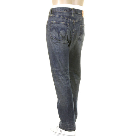 Sugar Cane African Cotton Vintage Cut Japanese Selvedge Denim Jeans