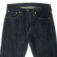 Sugar Cane Mens Union Star Vintage Cut Non Wash Twill Weave Selvedge Denim Jeans