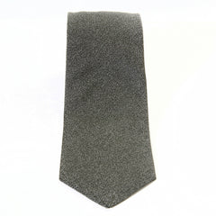 Made in Italy Boss Black metallic black Hugo Boss silk tie