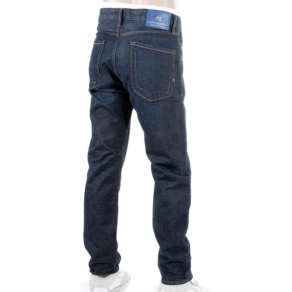 Scotch & Soda Dean dark denim jeans