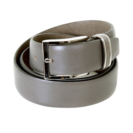 Handmade in Italy Hugo Boss Black Label Froppin grey belt