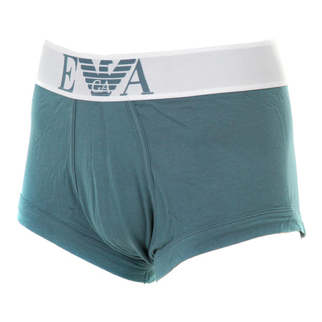 Emporio Armani mens Underwear smoke trunks - Kitmeout