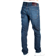 Scotch & Soda mens Dean blue denim jeans