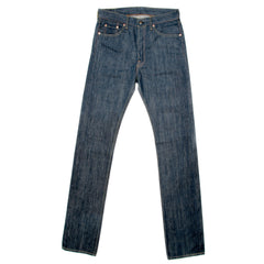 Sugar Cane Okinawa Slim Fit Union Star Non Wash Selvedge Raw Denim Jeans