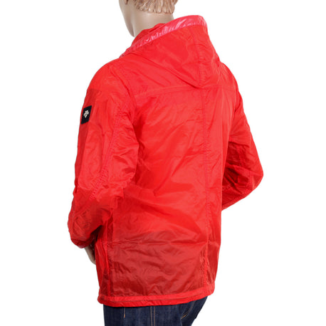 Descente mens dualism parachute fabric jacket - Kitmeout