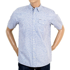 Mens regualr fit metro blue shirt by Carhartt