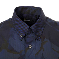 Fred Perry shirt with button down collar - Kitmeout