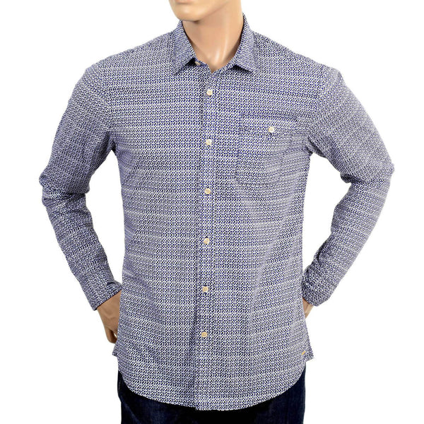 Mens long sleeve shirt Scotch & Soda