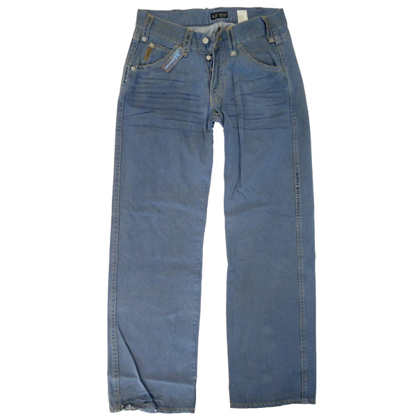 J08 Armani Jeans Limited Edition denim made in Italy - Kitmeout