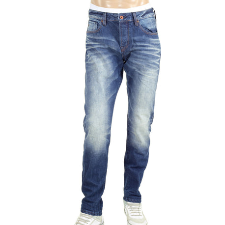 Scotch and Soda Ralston Slim Fit Jeans with Oven Baked Creases - Kitmeout