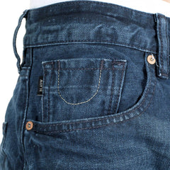 Scotch and Soda Regular Ralston Blue Denim Jeans for Men