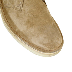 Clarks Originals Boots Oakwood Leather Upper and Crepe Sole Desert Boots for Men - Kitmeout