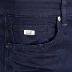 Hugo Boss Dark Navy Delaware Jeans