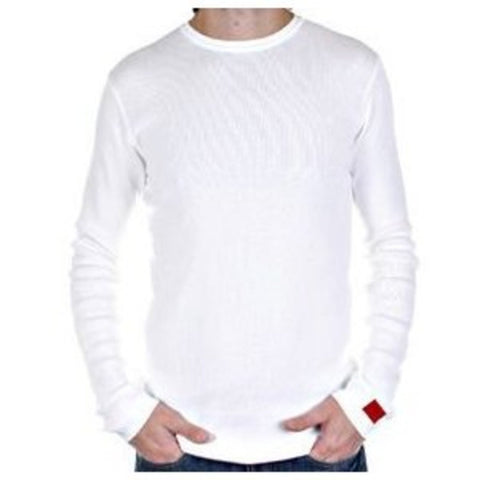Armani Jeans mens long sleeve fitted knitwear made in Italy