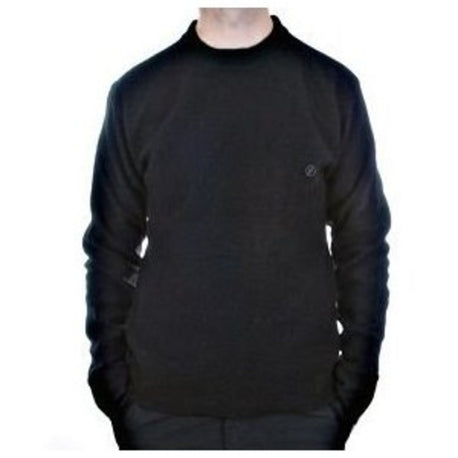 Massimo Osti long sleeve black knitwear - Kitmeout