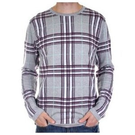 Burberry Fine Knitwear Burberry check jumper