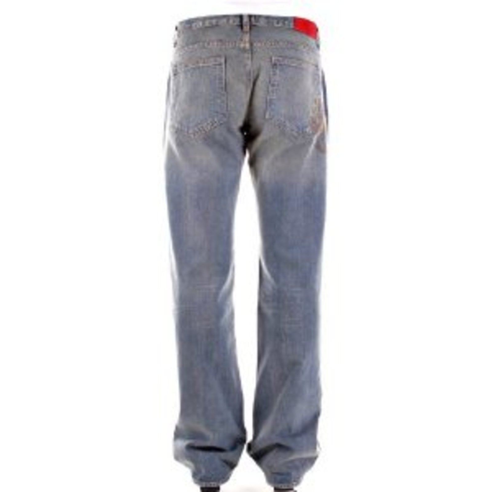 stonewashed slim fit jeans - Blue Versace Jeans Couture rKjXFU