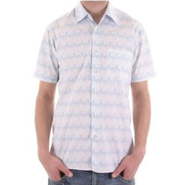 Pringle shirts short sleeve shirt - Kitmeout