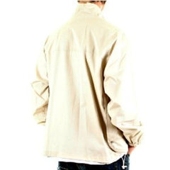 Burberry mens beige zip front jacket - Kitmeout