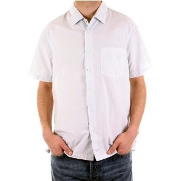 CP Company Shirt pale blue short sleeve shirt - Kitmeout