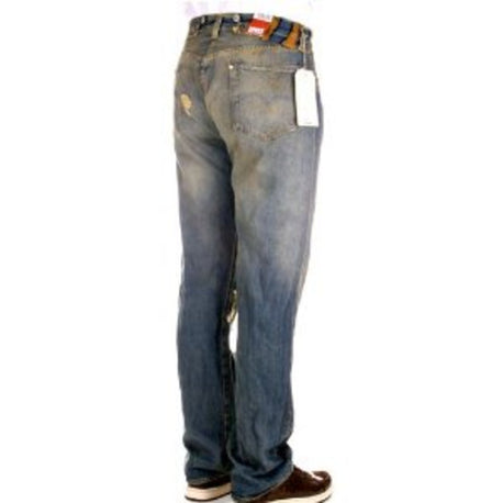 Levi's jeans Vintage mens loose fit Limited Edition Tow Rope selvedge denim jean - Kitmeout