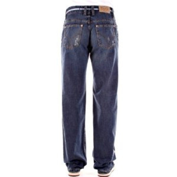 D&G jeans Dolce & Gabbana regular fit denim jean