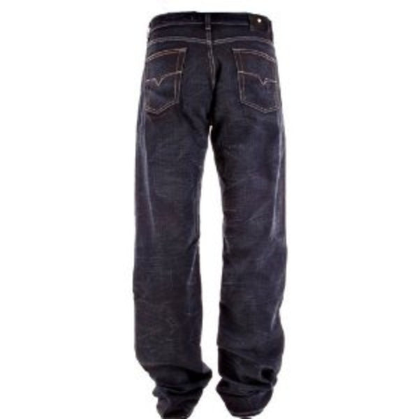 Versace Jeans Couture loose fit straight leg denim jean
