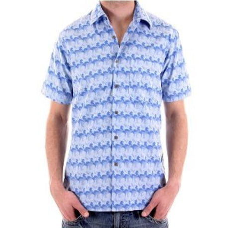 Pringle shirt mens short sleeve shirt - Kitmeout