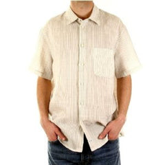 CP Company Shirt short sleeve striped shirt - Kitmeout