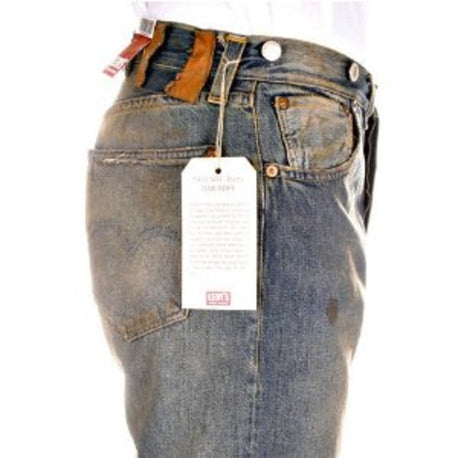 Levi's jeans Vintage mens loose fit Limited Edition Tow Rope selvedge denim jean