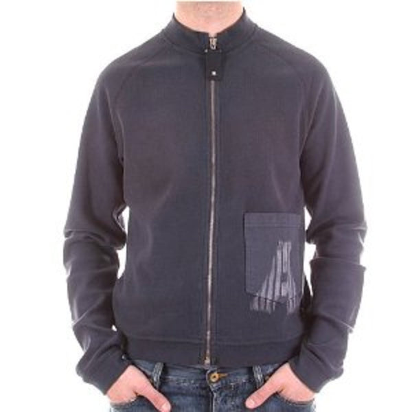 Armani Jeans zipped jacket made in Italy - Kitmeout