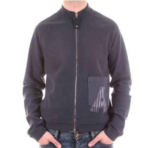 Armani Jeans zipped jacket made in Italy