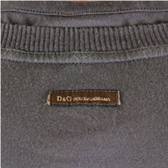 D&G t-shirt Dolce & Gabbana washed green top - Kitmeout