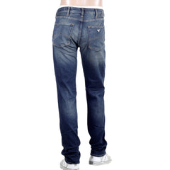 Armani Jeans Comfort Fabric Regular Fit J45 Denim - Kitmeout