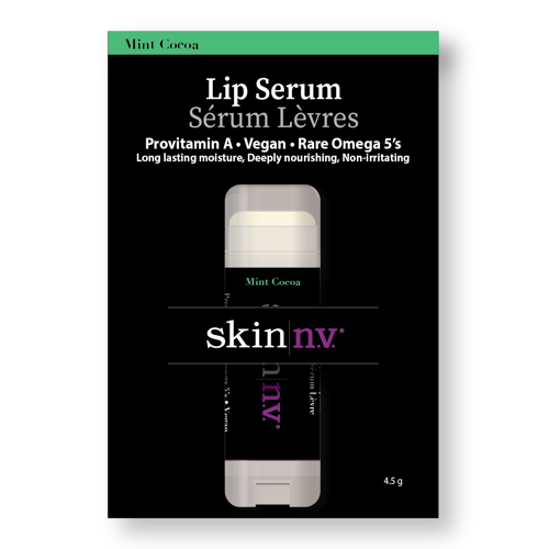 Omega 5 Lip Serum | Mint Cocoa