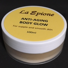 Our latest product - the Anti-aging Body Glow