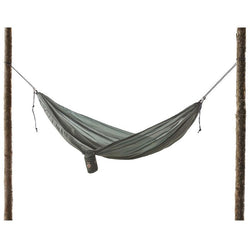 Forest Green Ultralight Hammock with S Hooks for Easy Hanging, Outdoor > Outdoor Furniture > Hammocks, Jimis Country Store - Jimis Country Store