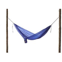 Royal Blue Polyester Ultralight Hammock - 19.5 Feet Long, Outdoor > Outdoor Furniture > Hammocks, FastFurnishings - Jimis Country Store