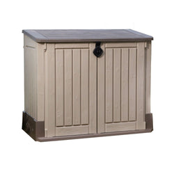 Outdoor Lawn Garden Storage Shed - 30 Cubic Feet, Outdoor > Storage Sheds, Jimis Country Store - Jimis Country Store
