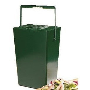 Compost Caddy Odor Free Kitchen Compost Bin, Outdoor > Gardening > Compost Bins, Jimis Country Store - Jimis Country Store
