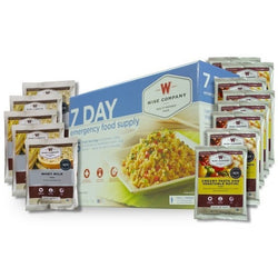 Wise Food 7 Day Emergency Food Supply, , Wise Company - Jimis Country Store