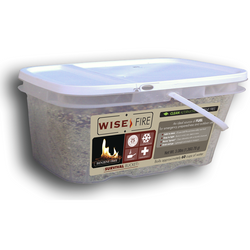 Wise Company 1 Gallon Bucket Fire Starter Wind and Water Resistant, , Wise Company - Jimis Country Store