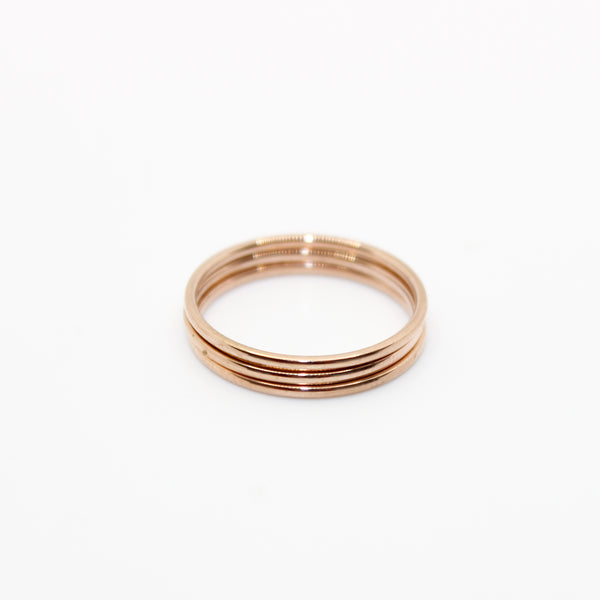 Boho Stackable Ring Set