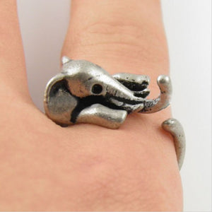 Boho The Elephant Ring