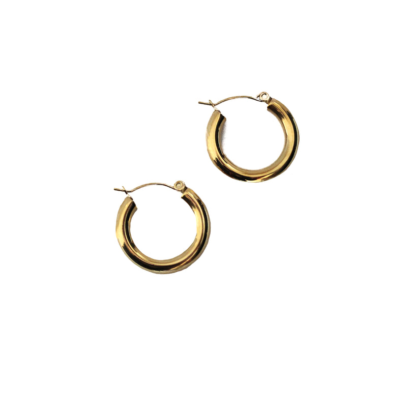 Bijoux Hoop Earrings