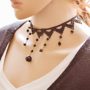 Wedding Party Choker Necklace