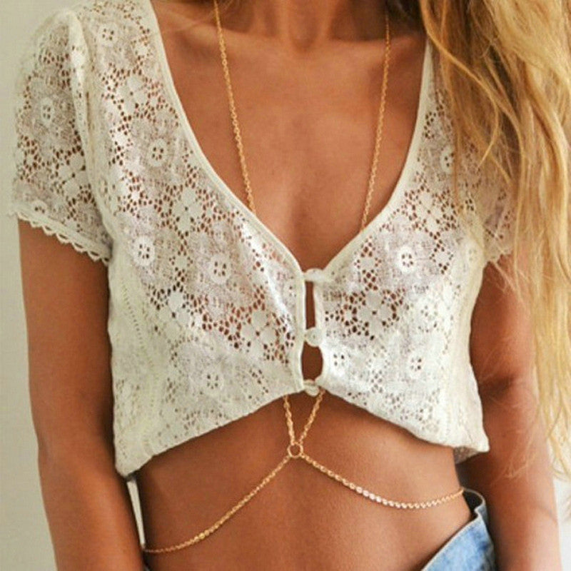 Beauty Boho Body Chain